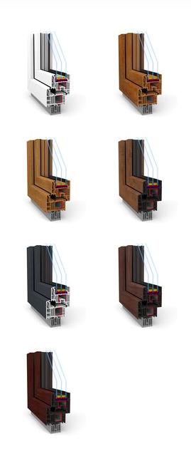 okna pcv salamader